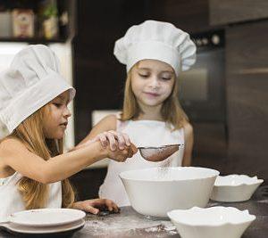 Taller de cocina para niños