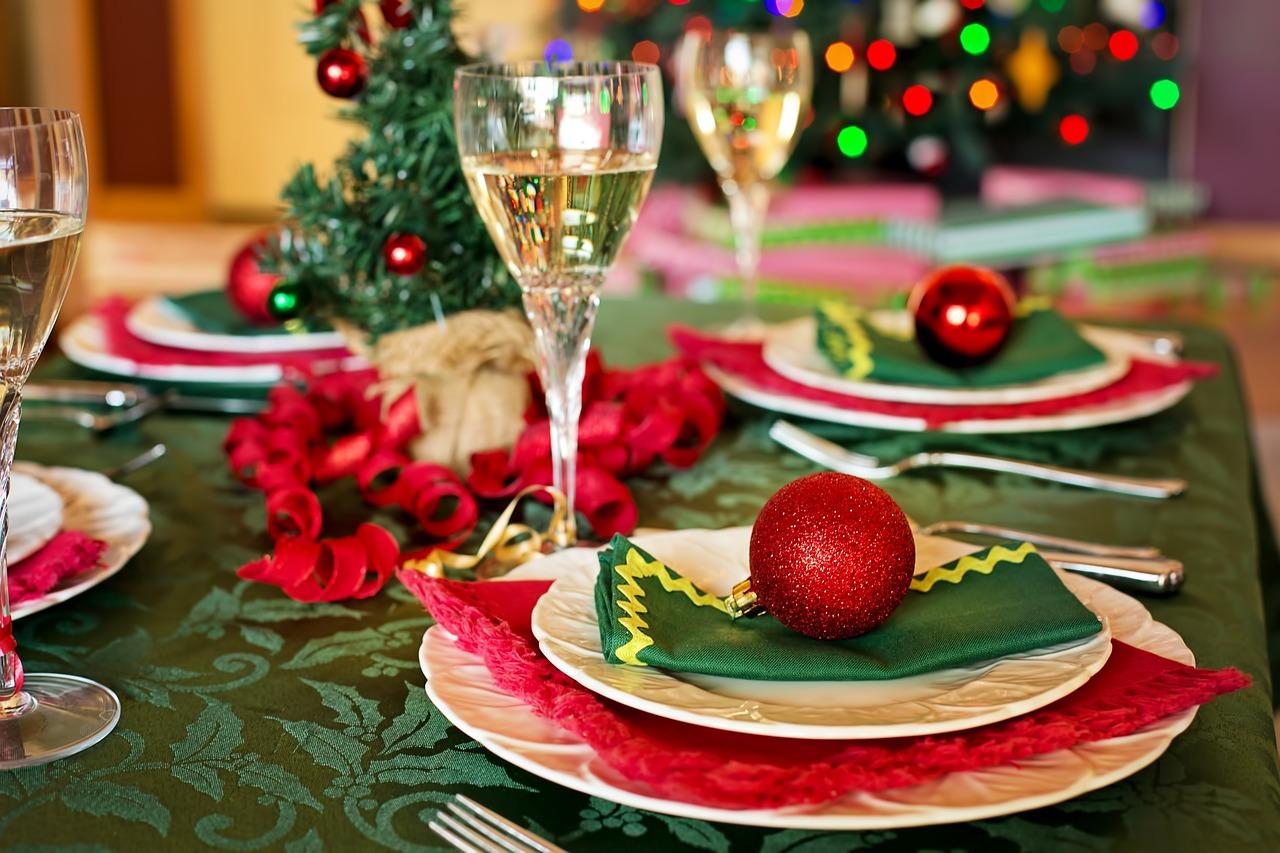 catering para navidad