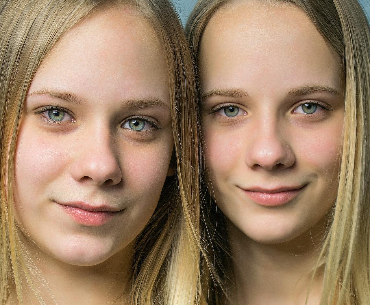 Irene y Adriana