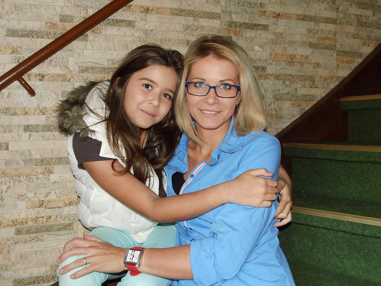 Carla y Rosa