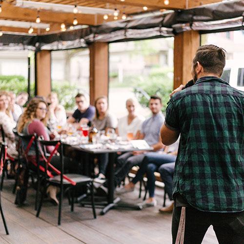 aprender a hablar en público