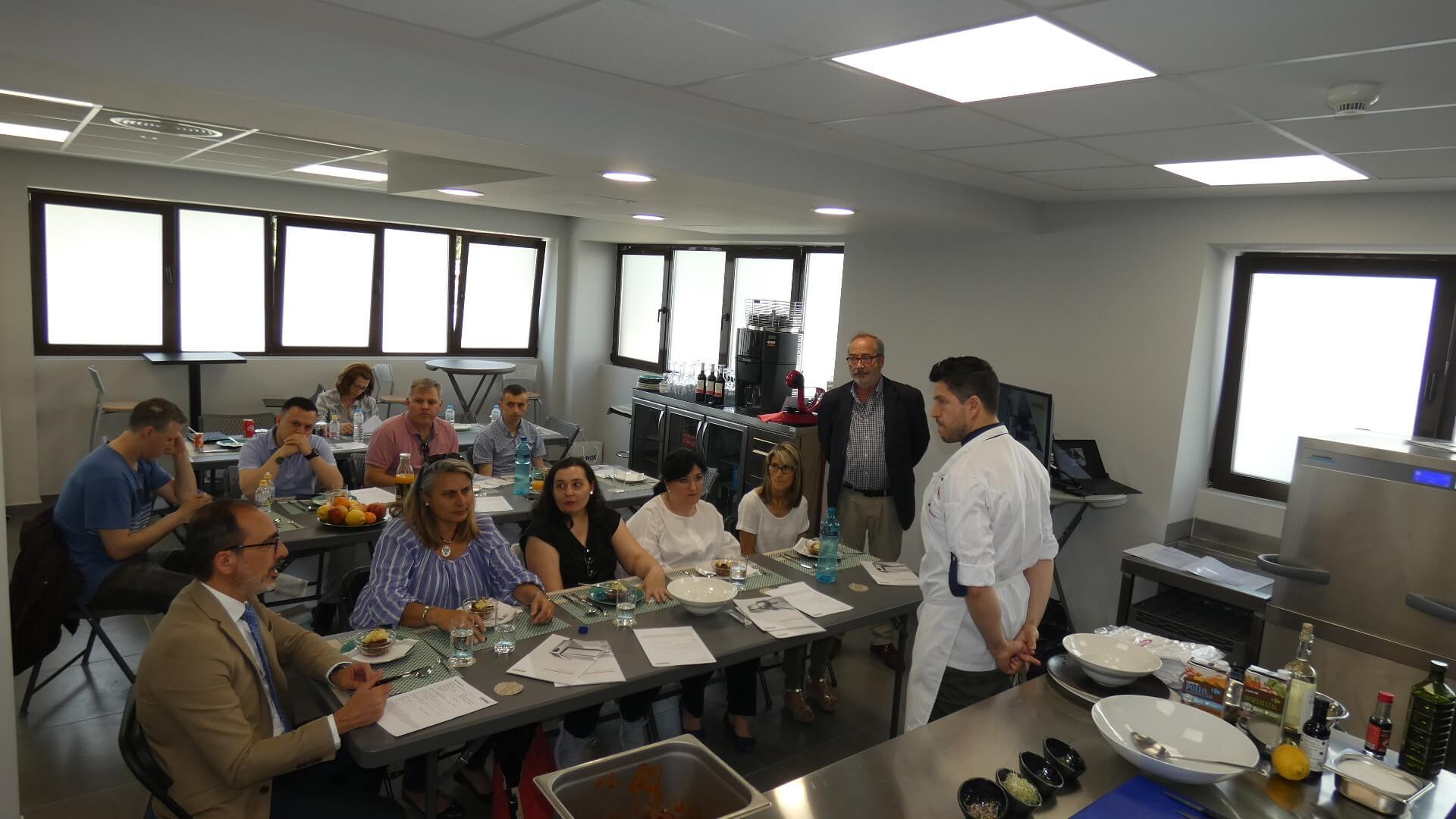 Escuela de cocina en Alcobendas